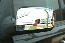 For Kia Sorento 2003 - 2009 Chrome Wing Door Mirror Cover Trim Set