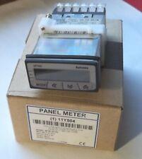 Nos Autronics Mt4N-Av-E0 1/32 Din Digital Multi-Panel Meter Dc/Ac