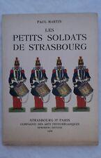 Les petits soldats de Strasbourg. 1950