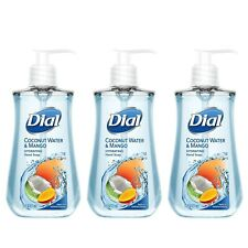 Dial Hand Soap Coconut Water & Mango 7.5 Oz (3 Pack)