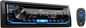 JVC KD-R690S CD Receiver Front USB AUX Input Pandora Sirius XM