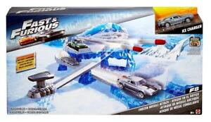 Fast & Furious Frozen Missile Attack Vehicle Cars Childrens Kids Boys Playset
