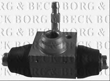 BBW1633 BORG & BECK WHEEL CYLINDER fits VW Golf III, Vento, Polo 93-