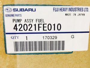 Genuine OEM Subaru 42021FE010 Fuel Pump Sender 2002-2004 Impreza 2004 Forester