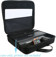 co2CREA Hard Case Carrying Travel Bag for Canon PIXMA iP110 / TR150 Portable