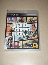Playstation 3 PS3 Grand Theft Auto V Video Game