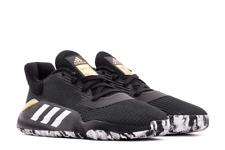 adidas Pro Bounce Low Men's Black Basketball Shoes 2019 Low Top Sneakers EF0469
