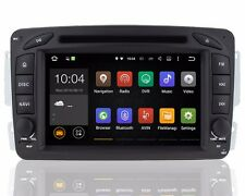 Android 7.1 Car DVD GPS Player for Mercedes Benz W203 W209 W463 Viano Vito W168