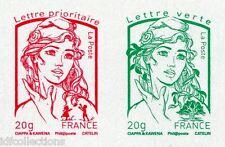 Variété marianne Ciappa paire rouge + vert non dentelé de feuille multitechnique