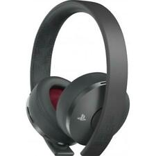 Sony Gold Wireless Stereo Headset The Last of Us Part II Limited Edition Steel B