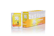 Xyloburst Fresh Fruit All Natural Aspartame Free Xylitol Gum 25 Count Jar 8 Pack