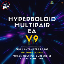 HYPERBOLOID MULTIPAIR EA Fully Automated MT4 Trading Robot / System / Strategy