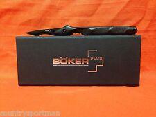 "BOKER Plus ""Urban Survival"" Folding Pocket Knife #01BO047"