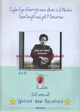 Eagle Eye Cherry Desireless Album 1998 Magazine Advert #1183