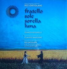 Riz Ortolani – Fratello Sole Sorella Luna OST LP & VCD Contempo Records