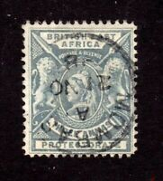 British East Africa stamp #77, used, SOTN, Mombassa cancel, SCV $15.00