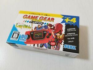Sega Game Gear Micro Console Red HCV-3279 Japan 0610A2