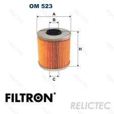 Oil Filter BMW Bertone:E30,E36,E34,3,5 D205 5022737 ELE4163 AC207 11421709865
