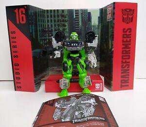 Transformers Studio Series RATCHET Movie Deluxe Dotm Figure 16