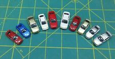 10 X CARS - VOITURES SCALE N 1/160° LOT B