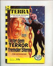 Terra Moewig SF - Romanhefte ab Nr.  201 - 375 fast komplett.