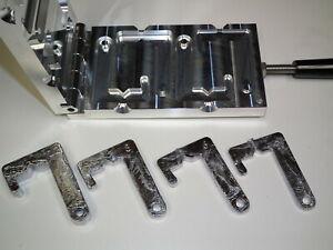 Decoy mold J Hook 4,6,8,12oz CNC Aluminum Duck Hunting