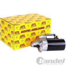 ATL ANLASSER STARTER 0,9 kW CITROËN  BERLINGO C2 C3  PEUGEOT 106 206 307 PARTNER
