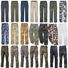 NEU: US Ranger Cargo Hose viele Farben XS-7XL, BDU Feldhose Tarnhose Einsatzhose