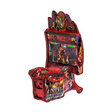 "Raw Thrills Aliens Armageddon 55"" Deluxe Cabinet Arcade Game"
