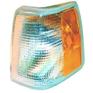 TURN SIGNAL PARKING LIGHT LAMP FRONT VOLVO 760 940 960 W/ FOG  LH 3518622