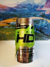 New Cellucor Super HD  High-Definition Fat Burner 60 Capsules Ex 3/22