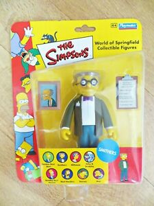 PLAYMATES THE SIMPSONS PM199272 'SMITHERS FIGURE' SERIES 1. MIB/BOXED