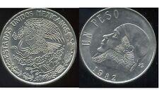 MEXIQUE 1 peso 1982  ( bis )