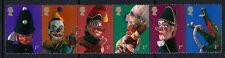Great Britain 2001 Punch and Judy   postfris/MNH