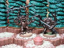 Mezzodemon Warmongers  Heroscape Wave 13/D3  Moltenclaw's Invasion