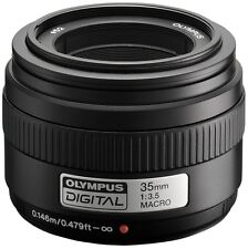 Olympus Zuiko Digital 35mm 1 3.5 Macro Lens
