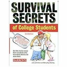book Survival Secrets of Colleges Students