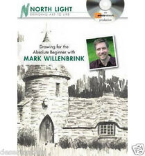 Drawing for the Absolute Beginner with Mark Willenbrink [DVD]