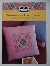 § DMC grille point de croix cross stitch 12876-22 - COUSSIN PERSAN