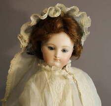 Antique F.G. Fashion Doll With Gesland Body & Swivel Head