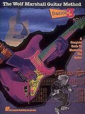 Basics 3: The Wolf Marshall Guitar Method (Wolf Marshall Basic Guitar Method)