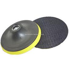 Auto Car Angle Grinder Polisher M16 Sanding Polishing Bonnet Wheel Pad Disk Disc