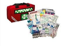 First Aid Kit:National B Standard Workplace Emergency Response in Portable Soft