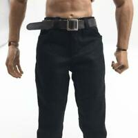 6 Scale Doll Fashion Hip Hop Hoodie Hose für Dragon HT 12 /'/' Actionfigur 1