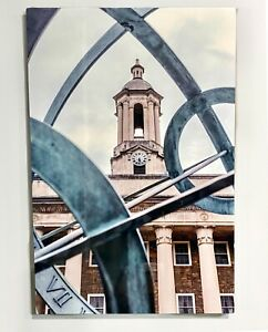 Penn State Old Main Metal Print Photo