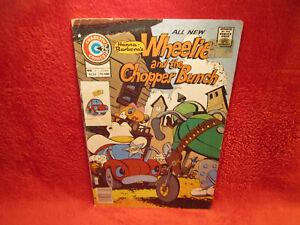 WHEELIE AND THE CHOPPER BUNCH #3