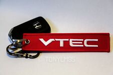 JDM Honda Vtec Keychain tag [Fast and Free Shipping from CA]