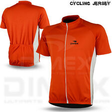 Mens Cycling Jersey Short / Half Sleeve Biking Top Outdoors Sports Shirt S to XL