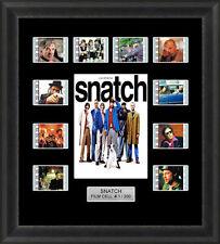 Snatch Framed 35mm Film Cell Memorabilia Filmcells Movie Cell Presentation