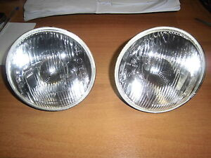 Alfa Romeo Montreal Lights Brights Towing